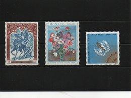 MONACO 1968 OMS Yvert 742-743 + 769 NEUF** MNH - Monaco