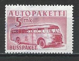 Finnland Mi 6 O - Finland