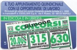 ITALY H-063 Magnetic Telecom - Used - Italia
