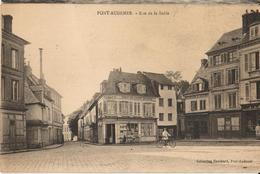 27 - PONT-AUDEMER - RUE DE LA SEÜLE - Pont Audemer