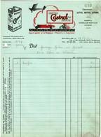 1931 - Wakefield CASTROL Motor Oil - Autos - Motos - Avions - Pierre L.L. Capoulun - Avenue Jean Dubrucq 172-178 - 1900 – 1949