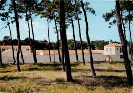 85   ILE DE NOIRMOUTIER , Barbatre Colonie De Vacances Dela SAVIGAMF     (scan Recto-verso) Ref 1149 - Noirmoutier