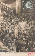 Espagne Madrid Bodas Reales 1906 Rey Alfonso XIII Y Reina Saliendo Del Templo Noces Royales - Madrid