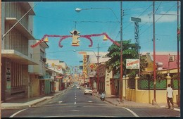 °°° 19326 - NICARAGUA - MANAGUA - AVENIDA ROOSEVELT °°° - Nicaragua