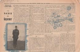 """Article """"La Mort De Georges Guynemer"""" / 1917 / Héros De """"l'autre Guerre"""" / Aviateur Pilote De Guerre / Aviation - 1914-18"""