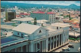 °°° 19327 - NICARAGUA - MANAGUA - VISTA PANORAMICA DEL CENTRO DE LA CIUDAD °°° - Nicaragua