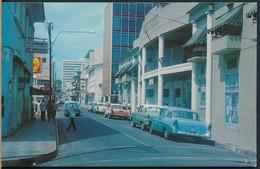 °°° 19328 - NICARAGUA - MANAGUA - AVENIDA ROOSEVELT , PARTE NORTE °°° - Nicaragua