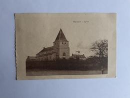 43362  -     Warnant  L'église - Villers-le-Bouillet