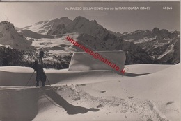 ** AL PASSO SELLA.-** - Bolzano