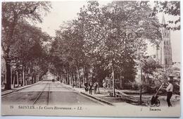 LE COURS RÉVERSEAUX - SAINTES - Saintes