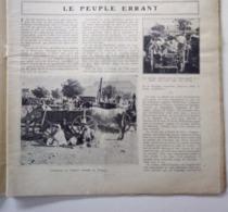 1931 LE PEUPLE ERRANT TSIGANES - HOLLANDES LES OEUFS - JAPON MONUMENTS RELIGIEUX - CATASTROPHES MINIERES AIX LA CHAPELLE - Books, Magazines, Comics