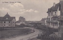 R320162 La Panne Groupe De Villas. Edition Du Pele Mele. 1915 - Ansichtskarten