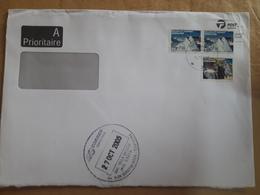 Enveloppe Du Groenland Envoyée En Argentine 2005 - Greenland