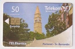 TK 23157 SLOVENIJA - Chip - Slowenien