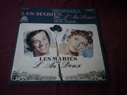 LES MARIES DE L'AN DEUX   BANDE ORIGINAL DE FILM DE JEAN PAUL RAPPENEAU  MUSIQUE DE MICHEL LEGRAND - Musique De Films
