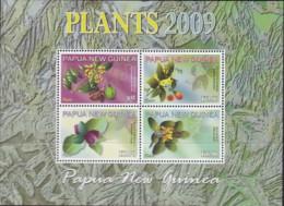Papua New Guinea  2009 Plants Sc 1360 Mint Never Hinged - Papouasie-Nouvelle-Guinée