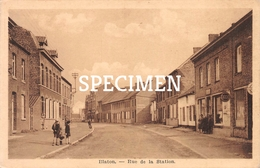 Rue De La Station - Blaton - Bernissart