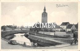 L'Eglise Avec La Canal De Pommeroeul à Antoing - Blaton - Bernissart
