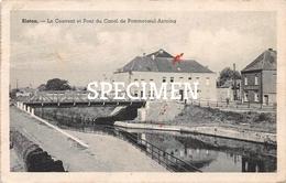 Le Couvent Et Pont Du Canal Pommerroeul-Antoing - Blaton - Bernissart