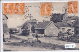 BRAUX- LA PLACE- LE CALVAIRE - Altri Comuni