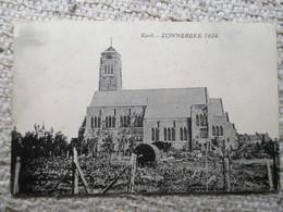 Zonnebeke Kerk Not Used Ieper - Ieper
