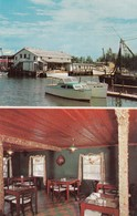 NAPLES , Florida , 50-60s ; Fish House Dining Room - Naples