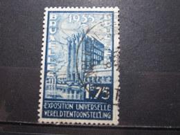 "VEND BEAU TIMBRE BELGIQUE N° 389 , OBLITERATION "" BLANKENBERGHE "" !!! - Used Stamps"