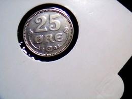 Denmark KM 815.1   25 Ore 1915 - Dänemark