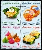 Thailand (2020) - Set -  /  Food - Gastronomie - Gastronomy - Gastronomia - Alimentación