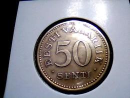 Estonia KM 18   50 Senti 1936 - Estland
