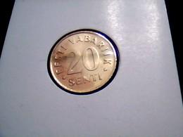 Estonia KM 23   20 Senti 1992 - Estland