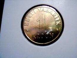 Estonia KM 28   1 Kroon 1998 - Estland