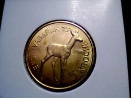 Estonia KM 29   5 Krooni 1993 - Estland