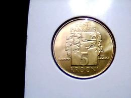 Estonia KM 30   5 Krooni 1994 - Estland