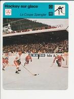 Hockey Sur Glace Coupe Spengler Hockey Club Davos Sport 1FICH-hoc1 - Sports