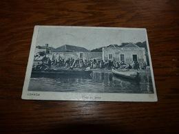 Cpa Angola Loanda Praia Do Peixe 1907 - Angola