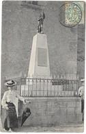MUSSY DUN : MONUMENT DES COMBATTANTS - Francia