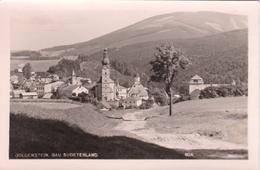 Alte Ansichtskarte Aus Goldenstein ( Branná ) - Gemeindeansicht - - Sudeten