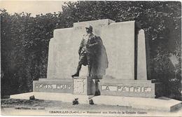 CHAROLLES : MONUMENT AUX MORTS - France