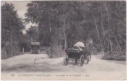 62. LE TOUQUET-PARIS-PLAGE. Carrefour Au Pré-Catelan. 120 - Le Touquet