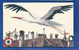 Cigogne D'Alsace   IGOR   P.J GALLAIS  Série 28 - Künstlerkarten