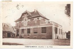 PARAY LE MONIAL : LA POSTE - Paray Le Monial