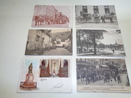 Lot De 60 Cartes Postales De Belgique  Anvers     Lot Van 60 Postkaarten Van België  Antwerpen - 60 Scans - Cartes Postales