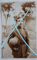 Photo ABL Officier FORCE PUBLIQUE Congo Kongo Elisabethville 1925 Belgische Leger Armée Belge Africa Afrique Militaria - Guerre, Militaire
