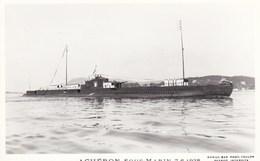 SOUS  MARIN  --  ACHERON - Sous-marins