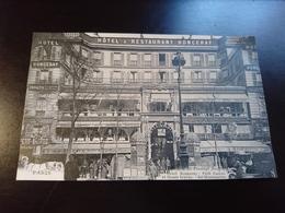 Hôtel Restaurant Ronceray Entrée Du Passage Jouffroy - Altri