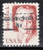 USA Precancel Vorausentwertung Preo, Locals New York, Cuddebackville 843 - Vorausentwertungen