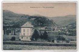 CPA 04 : VOLONNE (B.-A.) - Vue Panoramique - Ed. Bernard, Tabac - Combier à Macon - France