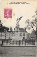 CHATEAU DU LOIR : LE MONUMENT AUX MORTS - Chateau Du Loir