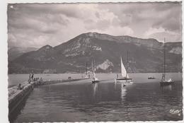 Annecy Le Lac La Jetée - Annecy